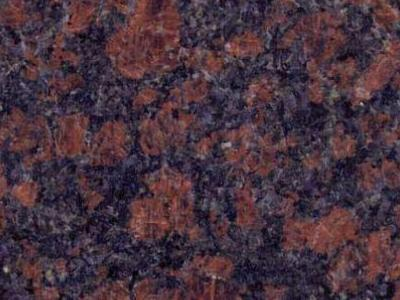 granit koloru czerwonego