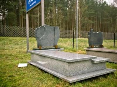 Nagrobki granitowe – Rutkowscy